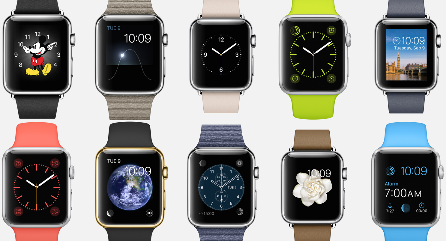 Two Scenarios for the Smart Watch Market